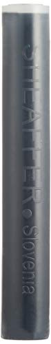 Sheaffer-Cartucho para bolígrafo pluma estilográfica de tinta negra Reca, 6 piezas en caja