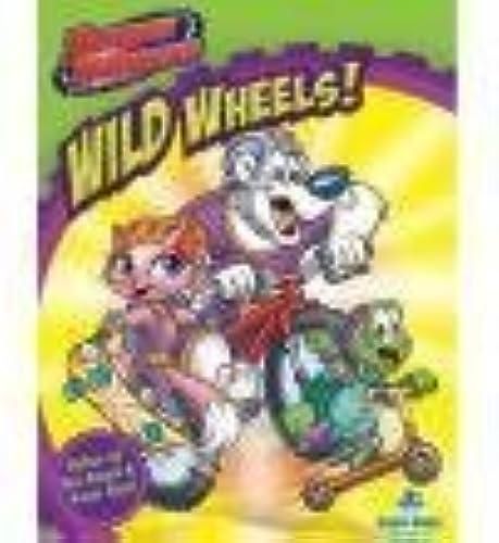 Danger Rangers Wild Wheels by Mighty Kids Media