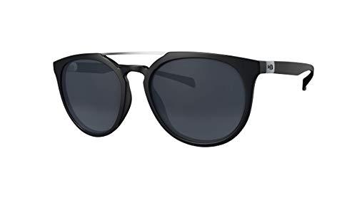 Óculos de sol Burnie HB AdultoUnissex Preto Brilhante Único