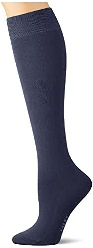 FALKE Damen Family W KH Socken, Blau (Navy Blue 6499), 35-38