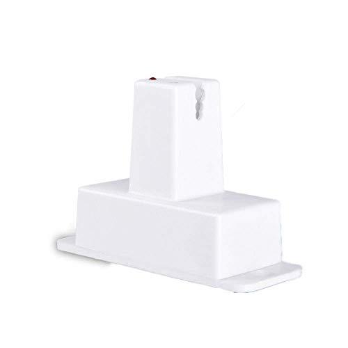 Sensor de nivel de agua sin contacto, sensor de nivel de agua sin contacto NPN PNP salida de señal líquida, flujo de apagado, alarma de interruptor de sensor de nivel de agua electrónico (XKC-Y27 sin aviso acústico sin salida de sensor).