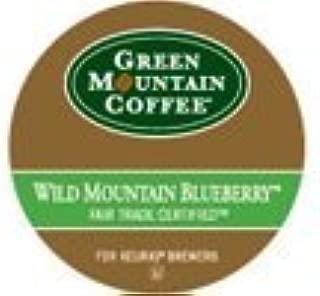Green Mountain WILD MOUNTAIN BLUEBERRY Coffee - 12 K-Cups