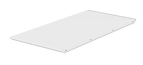 TENZO 'Profil Extensible, Tablero DM, Blanco