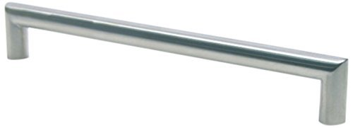 TOPEX HARDWARE FH008128 TOPEX HARDWARE FH008128 Round Tube, 128mm, Stainless Steel, 128mm, Stainless Steel by Topex Hardware
