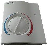 Siemens RAA20-LD - Termostato de gas estándar blanco con fuelle grande