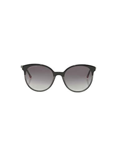 TOM TAILOR Damen Eyewear Abgerundete Sonnenbrille black-grey,OneSize