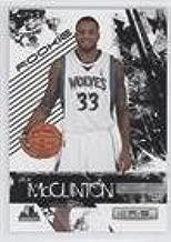 Jack McClinton (Basketball Card) 2009-10 Panini Rookies & Stars - [Base] #124