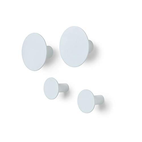 Blomus Wandhaken-65799 Wandhaken Set, Micro Chip, 4,5 cm