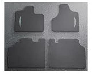 Nylon Carpet Black CFMBX1LN9217 Coverking Custom Fit Front and Rear Floor Mats for Select Lincoln Town Models