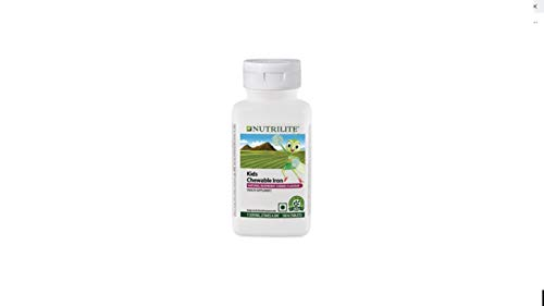 Amway Nutrilite Kids Chewable Iron Tablets (100)