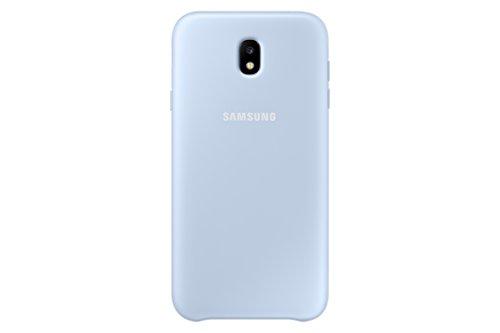 Samsung Coque rigide pour Samsung Galaxy J7 2017 Bleu