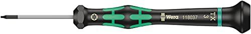 Wera 2067 Elektroniker-Torx-Schraubendreher, TX 3 x 40 mm, 05118037001