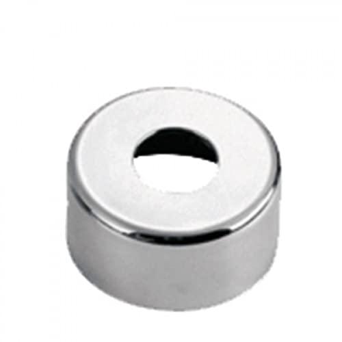 Tres Rosace métallique ronde Diamètre extérieur 88 mm de Diamètre, intérieur de 32 mm de diamètre, Hauteur 45 mm 913474430