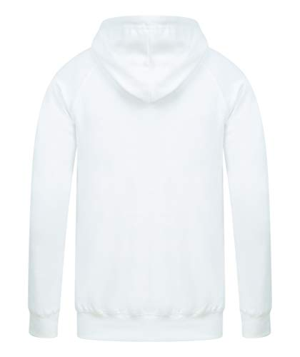 Sudadera con capucha y cremallera para mujer de forro polar tallas grandes color liso de 34 a 54