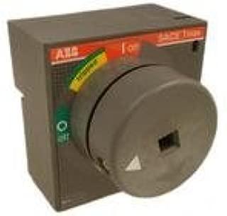 ABB KT3VD-M Breaker, Molded Case, Operating Mechanism, Variable Depth, T1-T3