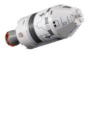 LEGO 7468 Discovery: Saturn V Moon Mission