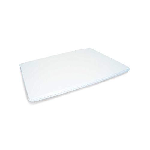 fasciatoio 40x60 OKBABY Materassino - Appoggio Morbido e Imbottito per Superfici Piane