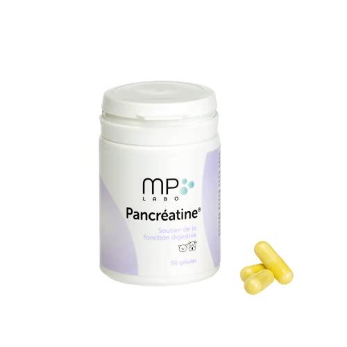 Pancreatine - Boite de 50 gélules