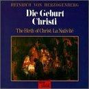 Birth of Christ by H. Von Herzogenberg