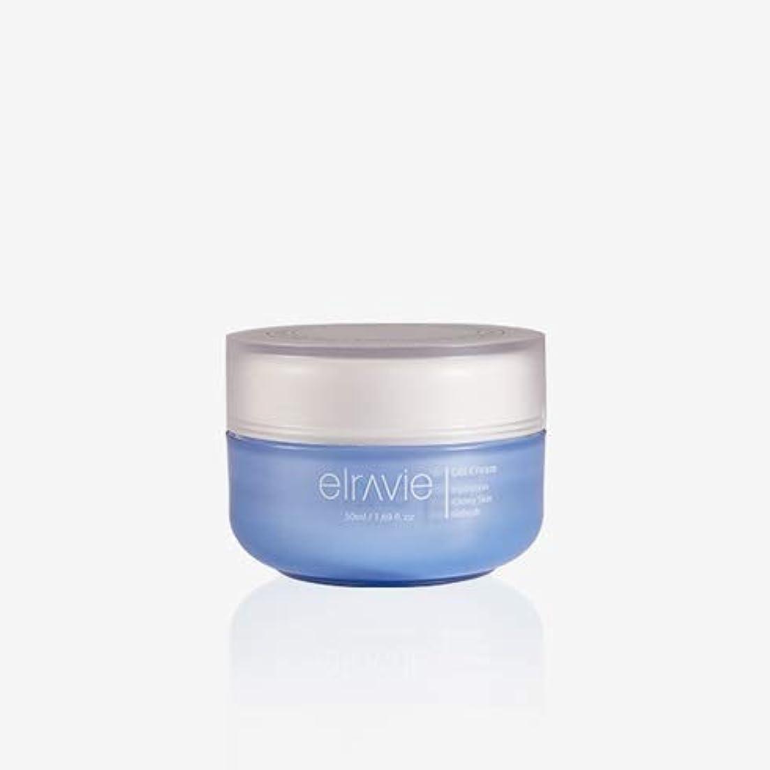 スカーフどれか絶望的なエラヴィー[Elravie] ダーマハイドロエクステンデッドハイジェルクリーム50ml / Derma Hydro Extended Hyal Gel Cream