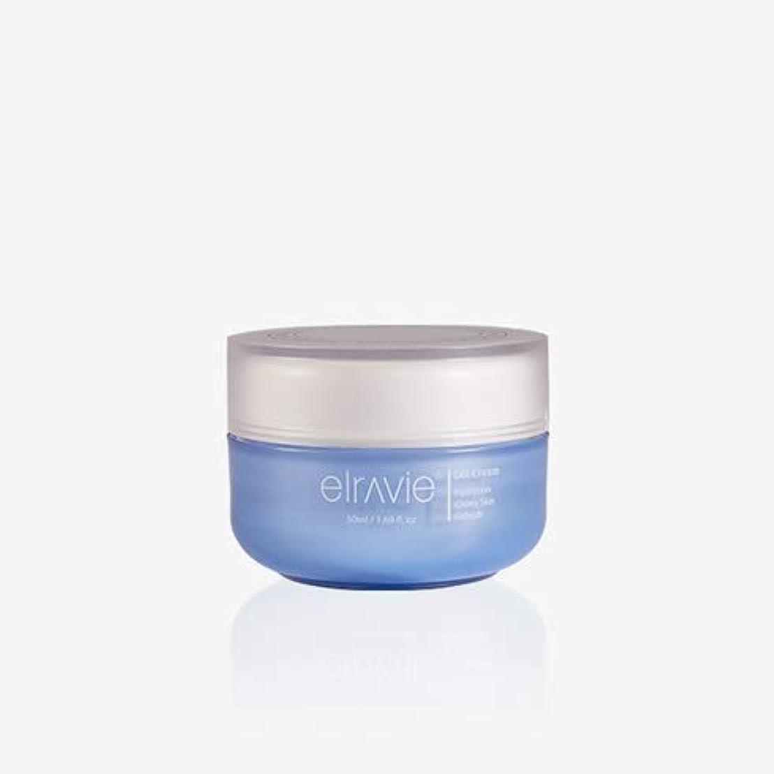 まっすぐむしろ無人エラヴィー[Elravie] ダーマハイドロエクステンデッドハイジェルクリーム50ml / Derma Hydro Extended Hyal Gel Cream