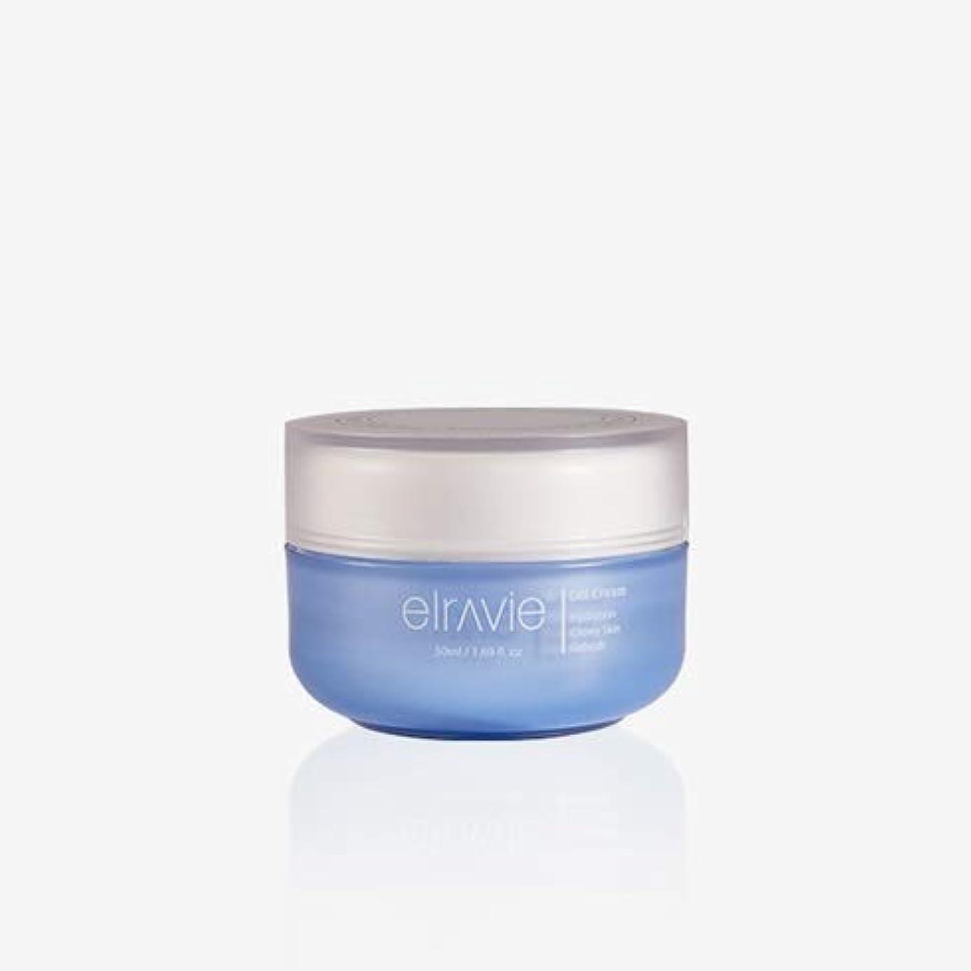 グローコントラスト散文エラヴィー[Elravie] ダーマハイドロエクステンデッドハイジェルクリーム50ml / Derma Hydro Extended Hyal Gel Cream