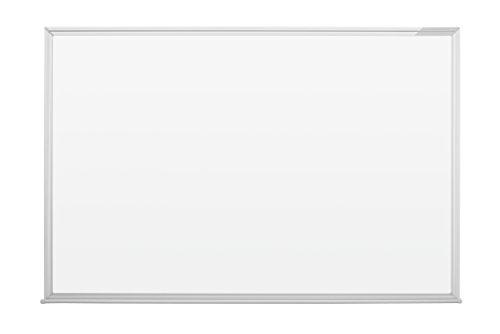 magnetoplan Whiteboard SP 60 x 45 cm, in weiteren Größen auswählbar, mit speziallackierter Oberfläche, Metallrückwand, inklusive Befestigungsmaterial