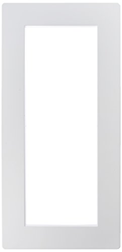 Hayward SP1085F White Snap on Face Plate Cover Replacement for Hayward SP1085 Automatic Skimmer