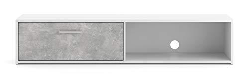 Soporte Decoro TV Vento L28 x AN140 x AL29 cm, Soporte para...