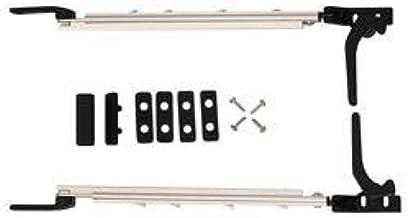 Brunner 208/000-R - Soportes automticos de Ventana para Caravana con gua (Lado Derecho, 230 mm)