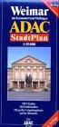 ADAC Stadtplan Weimar - Artemis & Winkler Verlag
