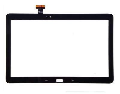 YuYue Touchscreen-Digitizer für Samsung Galaxy Tab Pro 10.1 (2014) SM-T520 T520 P600, Weiß