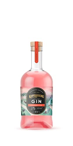 Kopparberg Premium Gin Strawberry and Lime, 70 cl