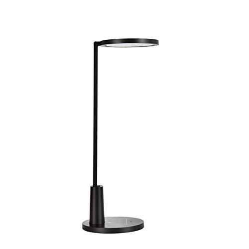 Lámpara de Mesa Lámpara de escritorio LED, lámpara de mesa de control táctil, lámpara de lectura flexible, protección ocular para sala de estudio, dormitorio Lámpara de Cabecera