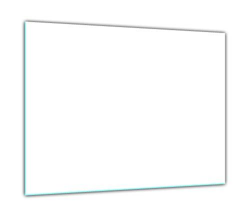 Decoración welt | Tapa para vitrocerámica, 60 x 52 cm, cubierta universal, 1 pieza, para placas de cocina de cristal de inducción, protección contra salpicaduras