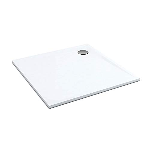 Duschwanne AQUABAD® Comfort Edge Superflat 3 cm, 90 x 90 cm