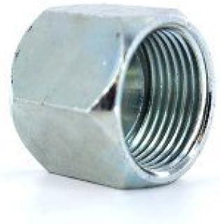 Parker 6 BTX-S Triple-Lok Tube Nut 3/8 JIC Steel