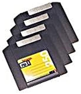 Iomega 250MB Zip Disk (4-Pack) (Discontinued by Manufacturer)