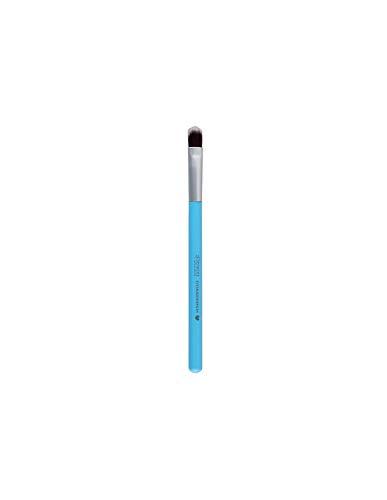 BENECOS - Pinceau pour ombres à paupières et correcteurs - Fibres synthétiques Toray - soyeux, doux et compact - Manche en bambou certifié - Vegan