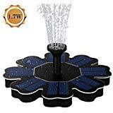 AMYER Solar Fountain,...image