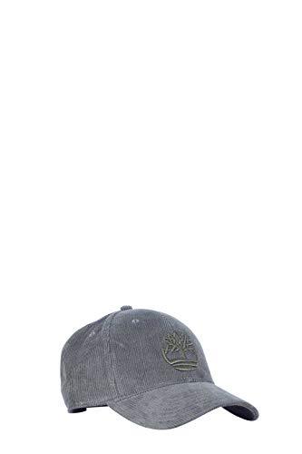 Timberland Logo Kord Baseball Cap - Olivgrün - Einstellbar