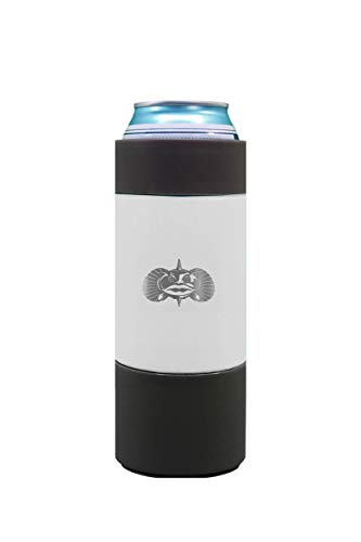 Toadfish Slim Can Cooler - Double Wall Vacuum Insulation Insulated Can Cooler Designed to Stay...
