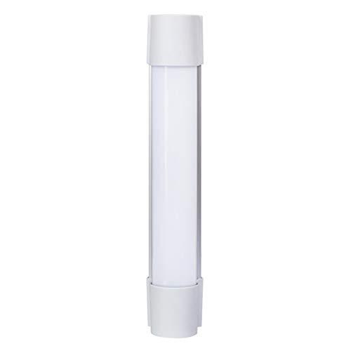 SFGSA Linterna LED de camping recargable 3 modos de luz, impermeable, perfecta linterna con base magnética para huracanes de emergencia, senderismo al aire libre, 4,5 W