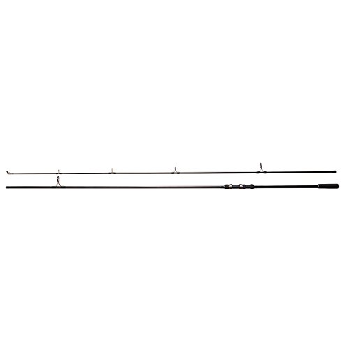 Shakespeare Unisex's Cypry Carp Rod (2 Piece), Black, 12 ft/3.0 lb