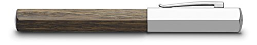 Faber-Castell Ondoro Oak Wood Fountain Pen (Medium)