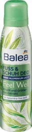 Balea Fuß- und Schuhdeo Feel Well, 1 x 150 ml
