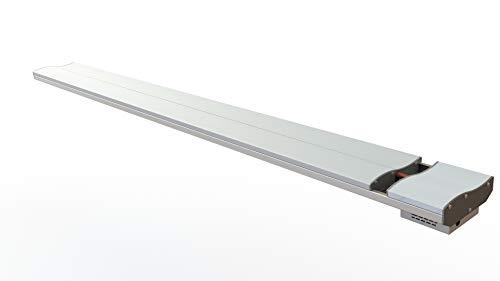 SUNWAY PRO 2000 Infrarotheizung Deckenheizung Dunkelstrahler Heizstrahler zur Deckenmontage 1900 Watt 5 Jahre Herstellergarantie