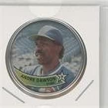 Andre Dawson (Baseball Card) 1989 Topps Coins - [Base] #11