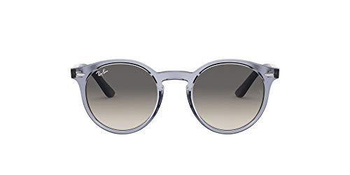 Ray-Ban JUNIOR 0RJ9064S Gafas de sol, Transparente Blue, 44 Unisex