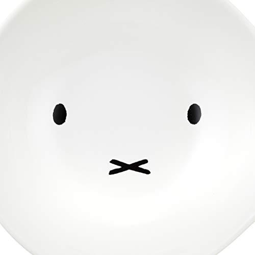 ディックブルーナ「MiffyFace」ミッフィーフェイスとんすい12.5cm白401187